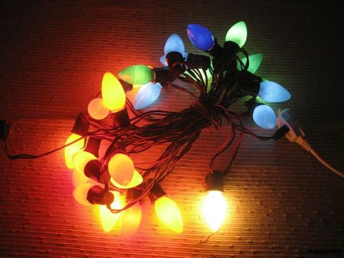 Ebay.christmas.vintage.lights