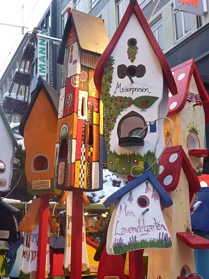 Christmas Bird House4