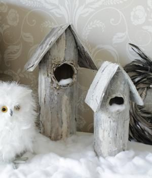 Christmas Bird House5