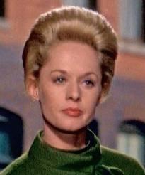 Tippi Hedren as Marnie