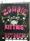 Zombie kitty calendar