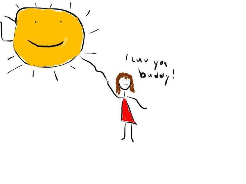 I_love_the_Sun_Me_and_sun